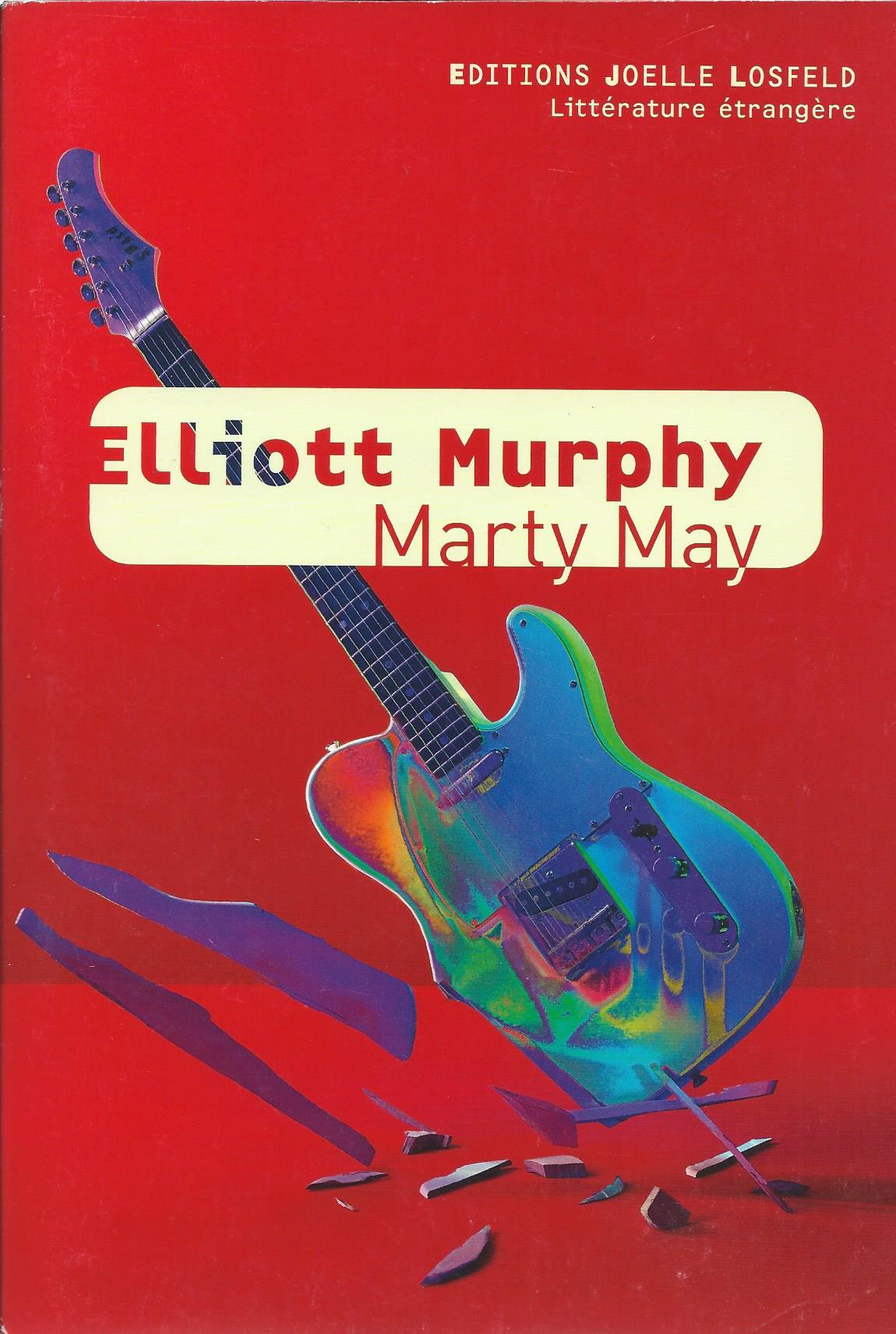 Marty May